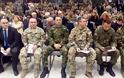 Παρουσία Αρχηγού ΓΕΣ στην Τελετή Αλλαγής Διοίκησης του Διοικητή των Στρατιωτικών Δυνάμεων των ΗΠΑ στην Ευρώπη (USAREUR)