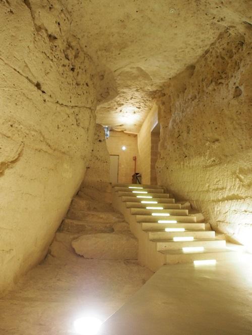 Βυζαντινοί Υμνοι σε Ελληνικά και Αραμαϊκά, στην αρχαιότερη πόλη της Ιταλίας, την πόλη των «Παθών» του Μελ Γκίμπσον, με τη Νεκταρία Καραντζή - Φωτογραφία 4