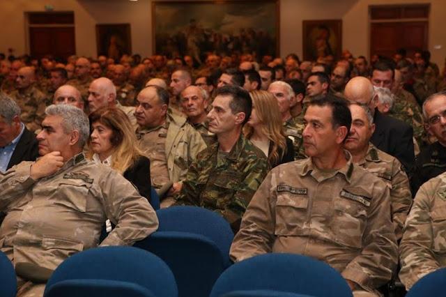 Συμμετοχή Εθνοφύλακα του ΤΕΘ Καλπακίου στην Εκδήλωση Κήρυξης του Έτους 2018 ως «Έτος Εφεδρείας και Εθνοφυλακής» του Γενικού Επιτελείου Εθνικής Φρουράς στην Κύπρο: - Φωτογραφία 4