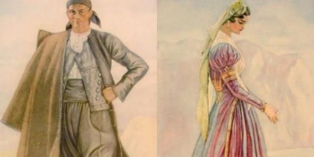 Η Λευκαδίτικη παραδοσιακή φορεσιά - Φωτογραφία 1