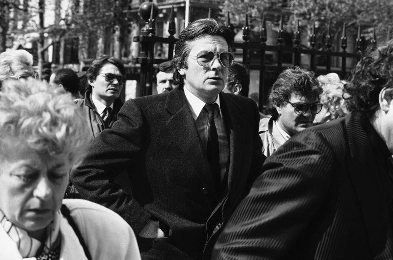 ΣΤΟ PARIS MATCH Ο Αλεν Ντελόν στη συνέντευξη της ζωής του: Ξερνάω με αυτόν τον κόσμο, φεύγω χωρίς λύπη - Φωτογραφία 13
