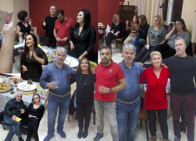 Σε μία όμορφη γιορτή έκοψε την πίτα του, το ΧΟΡΕΥΤΙΚΟ του Συλλόγου ΜΟΝΑΣΤΗΡΑΚΙΩΤΩΝ Βόνιτσας (ΦΩΤΟ) - Φωτογραφία 1
