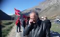 Ιστορική στιγμή: Ξεκίνησε η εκταφή των Ελλήνων πεσόντων του '40 στο μέτωπο της Αλβανίας