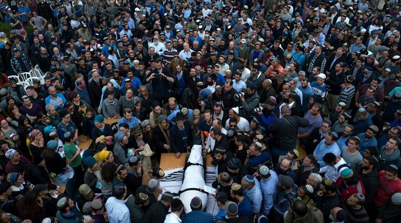 Ισραήλ: Ένας Παλαιστίνιος νεκρός και δεκάδες τραυματίες, σε συγκρούσεις στη Νάμπλους - Φωτογραφία 1