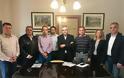 Συνάντηση της ΕΣΠΕΘ με τον Βουλευτή ΝΔ Μάξιμο Χαρακόπουλο