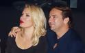 Ελένη Μενεγάκη και Μάκης Παντζόπουλος διασκέδασαν αγκαλιά στον Αντώνη Ρέμο