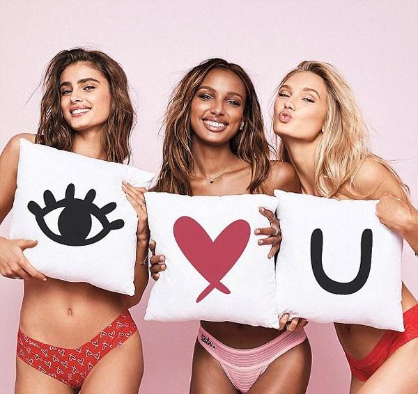 Τα «αγγελάκια» Victoria's Secret σας προτείνουν εσώρουχα που θα βάλουν «φωτιά» στην ημέρα των ερωτευμένων - Φωτογραφία 12