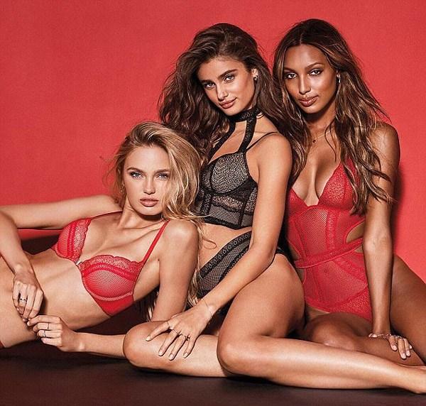 Τα «αγγελάκια» Victoria's Secret σας προτείνουν εσώρουχα που θα βάλουν «φωτιά» στην ημέρα των ερωτευμένων - Φωτογραφία 13