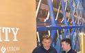 HORECA 2018: Kαι ο Λιάγκας στο περίπτερο της Greco Strom! [photo] - Φωτογραφία 4