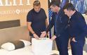 HORECA 2018: Kαι ο Λιάγκας στο περίπτερο της Greco Strom! [photo] - Φωτογραφία 5