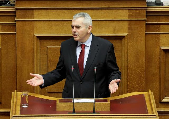 Χαρακόπουλος: Πότε θα σταματήσει ο εμπαιγμός για τα αναδρομικά των ενστόλων; - Φωτογραφία 1