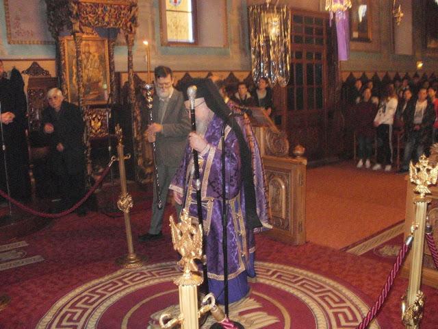 Γιορτάστηκε η μνήμη του τοπικού μας Αγίου Γεωργίου επισκόπου Αμάστριδος στη ΒΟΝΙΤΣΑ (ΦΩΤΟ) - Φωτογραφία 2