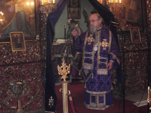 Γιορτάστηκε η μνήμη του τοπικού μας Αγίου Γεωργίου επισκόπου Αμάστριδος στη ΒΟΝΙΤΣΑ (ΦΩΤΟ) - Φωτογραφία 6