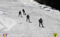 Σχολή Μονίμων Υπαξιωματικών: Εντυπωσιακές εικόνες απο την χειμερινή εκπαίδευση στα Τρίκαλα - Φωτογραφία 5