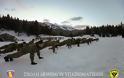 Σχολή Μονίμων Υπαξιωματικών: Εντυπωσιακές εικόνες απο την χειμερινή εκπαίδευση στα Τρίκαλα - Φωτογραφία 6