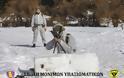 Σχολή Μονίμων Υπαξιωματικών: Εντυπωσιακές εικόνες απο την χειμερινή εκπαίδευση στα Τρίκαλα - Φωτογραφία 7