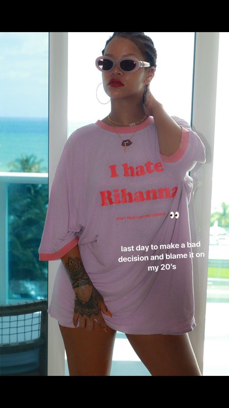 Η Rihanna έγινε 30 χρονών και τελείωσαν οι... δικαιολογίες - Φωτογραφία 2