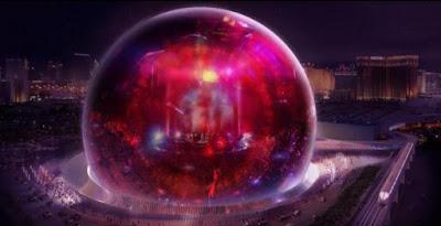 Μέσα σε μια σφαίρα θα παρακολουθείς συναυλίες στο μέλλον - Φωτογραφία 1