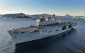 Η Βρετανία ανακοίνωσε την πώληση του «HMS Ocean» στη Βραζιλία