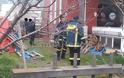 Λαμία: Συναγερμός για φωτιά σε υπόγειο σπιτιού - Φωτογραφία 3