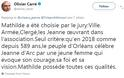 Γαλλία: Ακροδεξιό bullying στη 17χρονη που θα παίξει τη Ζαν Ντ' Αρκ - Φωτογραφία 2
