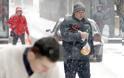 Φαινόμενο «Μόσχα-Παρίσι»: Η Ευρώπη αντιμέτωπη με κύμα σιβηρικού ψύχους - Φωτογραφία 2