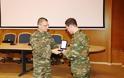 Βράβευση Στρατιώτη με Μουσικές Σπουδές (ΕΚΠΑ) και Δίπλωμα Πιάνου της ΣΜ/ΑΣΔΥΣ από τον Α/ΓΕΣ (ΦΩΤΟ)