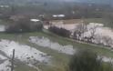 Πλημμύρισαν τα χωράφια στον ΑΕΤΟ Ξηρομέρου από την κακοκαιρία! - Φωτογραφία 2