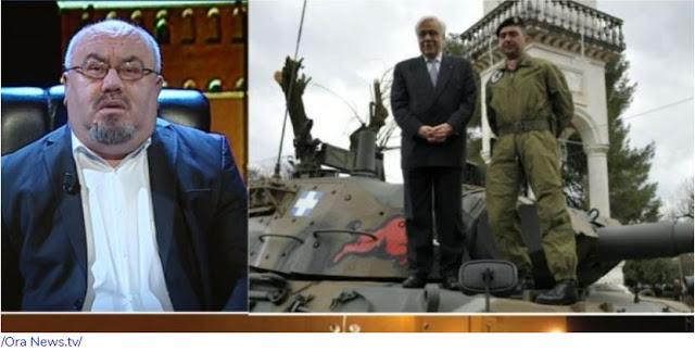 Αλβανός δημοσιογράφος: «Αν η Τουρκία επιτεθεί στην Ελλάδα, τότε η Ελλάδα θα εισβάλει στην Αλβανία»… - Φωτογραφία 1