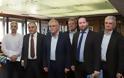 Συνάντηση Τόσκα με αντιπροσωπεία του Επαγγελματικού Επιμελητηρίου για την αστυνόμευση στο κέντρο της Αθήνας