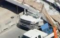 ΗΠΑ: Κατέρρευσε πεζογέφυρα στο Πανεπιστήμιο του Μαϊάμι - Φωτογραφία 1