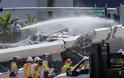 Μαϊάμι: Όλοι γνώριζαν για τη ρωγμή στην πεζογέφυρα αλλά κανείς δεν έκανε τίποτα! - Φωτογραφία 2