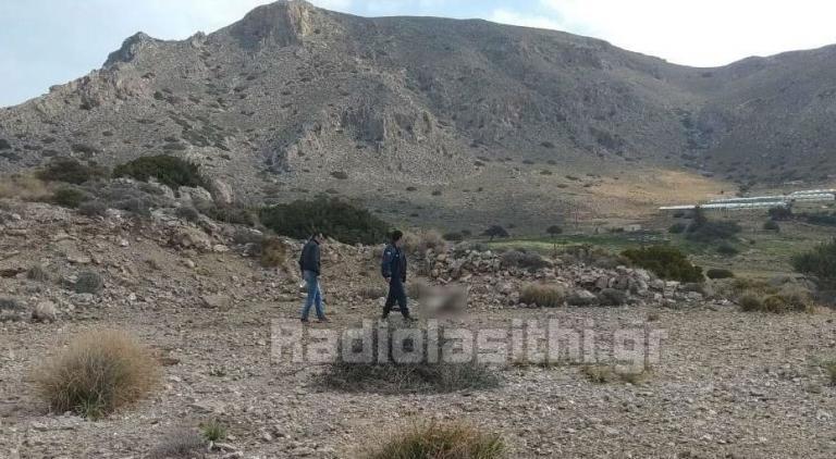 ΣΟΚ - Κυνηγός βρήκε διαμελισμένο πτώμα γυναίκας στη Σητεία - Φωτογραφία 1