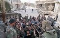 Ο Άσαντ επισκέφθηκε θέσεις του στρατού στην Ανατολική Γούτα