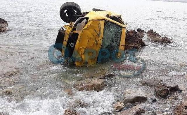 Πολύ σκληρές εικόνες: Τραγωδία έξω από την Καλαμάτα: Νεαρός σκοτώθηκε μπροστά στη φίλη του - Φωτογραφία 2