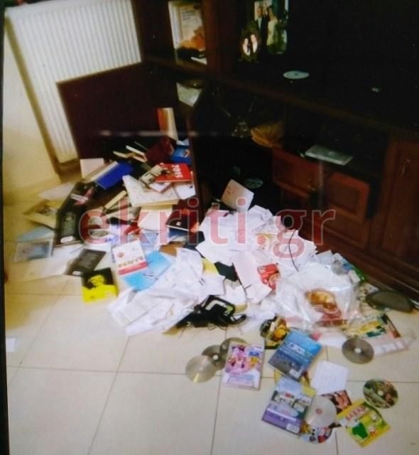 Κρήτη: Διαρρήκτες ρήμαξαν διαμερίσματα και έφυγαν με το αυτοκίνητο ενός από τους ενοίκους - Φωτογραφία 1