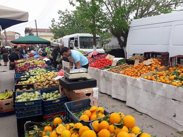 ΣΗΜΕΡΑ ΔΕΥΤΕΡΑ: Μια βόλτα στην Λαϊκή Αγορά της ΒΟΝΙΤΣΑΣ (ΦΩΤΟ: Στέλλα Λιάπη) - Φωτογραφία 11