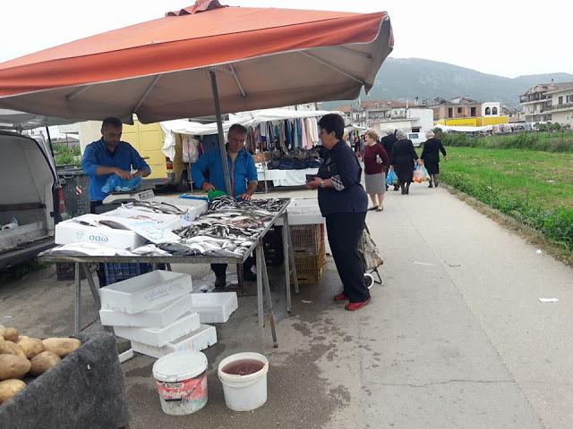 ΣΗΜΕΡΑ ΔΕΥΤΕΡΑ: Μια βόλτα στην Λαϊκή Αγορά της ΒΟΝΙΤΣΑΣ (ΦΩΤΟ: Στέλλα Λιάπη) - Φωτογραφία 116
