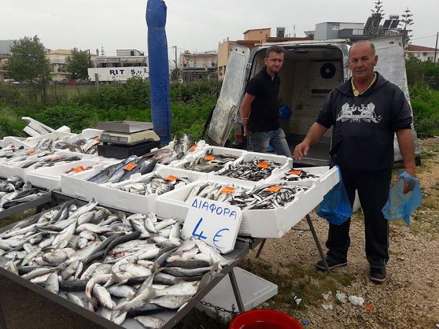 ΣΗΜΕΡΑ ΔΕΥΤΕΡΑ: Μια βόλτα στην Λαϊκή Αγορά της ΒΟΝΙΤΣΑΣ (ΦΩΤΟ: Στέλλα Λιάπη) - Φωτογραφία 118