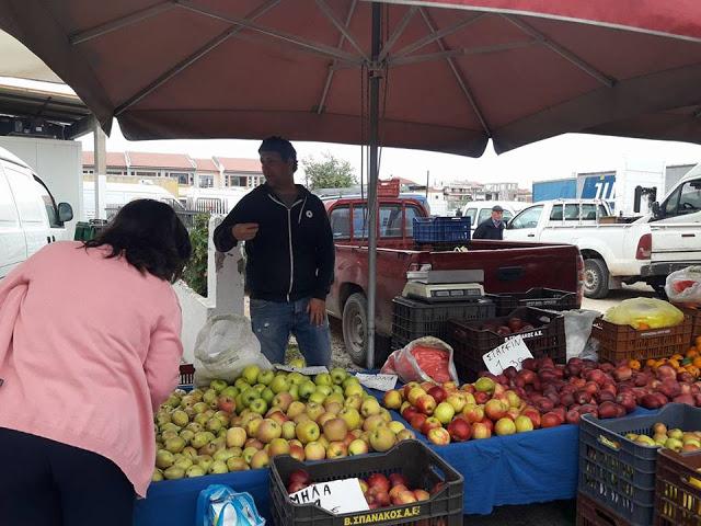 ΣΗΜΕΡΑ ΔΕΥΤΕΡΑ: Μια βόλτα στην Λαϊκή Αγορά της ΒΟΝΙΤΣΑΣ (ΦΩΤΟ: Στέλλα Λιάπη) - Φωτογραφία 122