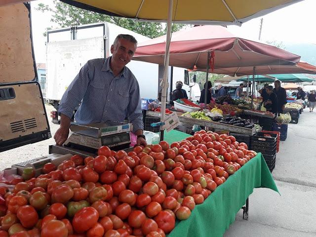 ΣΗΜΕΡΑ ΔΕΥΤΕΡΑ: Μια βόλτα στην Λαϊκή Αγορά της ΒΟΝΙΤΣΑΣ (ΦΩΤΟ: Στέλλα Λιάπη) - Φωτογραφία 123