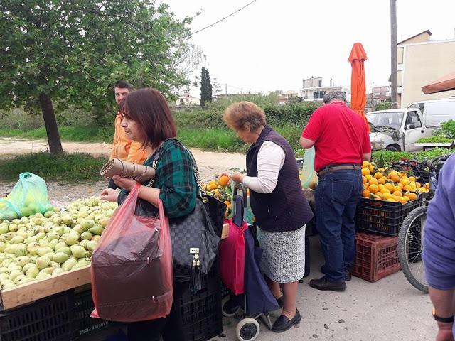 ΣΗΜΕΡΑ ΔΕΥΤΕΡΑ: Μια βόλτα στην Λαϊκή Αγορά της ΒΟΝΙΤΣΑΣ (ΦΩΤΟ: Στέλλα Λιάπη) - Φωτογραφία 15