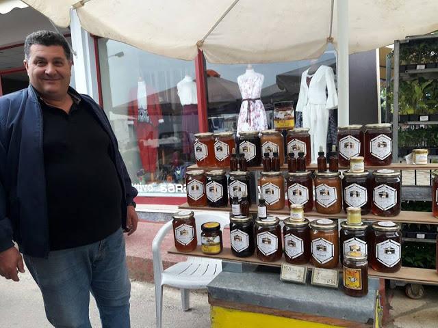 ΣΗΜΕΡΑ ΔΕΥΤΕΡΑ: Μια βόλτα στην Λαϊκή Αγορά της ΒΟΝΙΤΣΑΣ (ΦΩΤΟ: Στέλλα Λιάπη) - Φωτογραφία 16