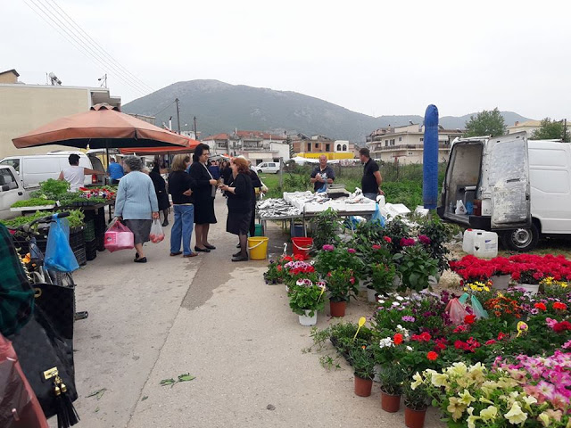 ΣΗΜΕΡΑ ΔΕΥΤΕΡΑ: Μια βόλτα στην Λαϊκή Αγορά της ΒΟΝΙΤΣΑΣ (ΦΩΤΟ: Στέλλα Λιάπη) - Φωτογραφία 18