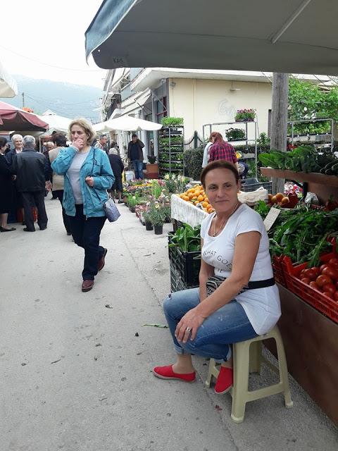 ΣΗΜΕΡΑ ΔΕΥΤΕΡΑ: Μια βόλτα στην Λαϊκή Αγορά της ΒΟΝΙΤΣΑΣ (ΦΩΤΟ: Στέλλα Λιάπη) - Φωτογραφία 19