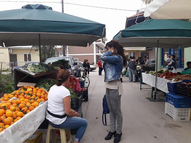 ΣΗΜΕΡΑ ΔΕΥΤΕΡΑ: Μια βόλτα στην Λαϊκή Αγορά της ΒΟΝΙΤΣΑΣ (ΦΩΤΟ: Στέλλα Λιάπη) - Φωτογραφία 20