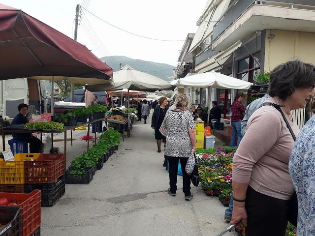ΣΗΜΕΡΑ ΔΕΥΤΕΡΑ: Μια βόλτα στην Λαϊκή Αγορά της ΒΟΝΙΤΣΑΣ (ΦΩΤΟ: Στέλλα Λιάπη) - Φωτογραφία 24