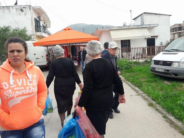 ΣΗΜΕΡΑ ΔΕΥΤΕΡΑ: Μια βόλτα στην Λαϊκή Αγορά της ΒΟΝΙΤΣΑΣ (ΦΩΤΟ: Στέλλα Λιάπη) - Φωτογραφία 26