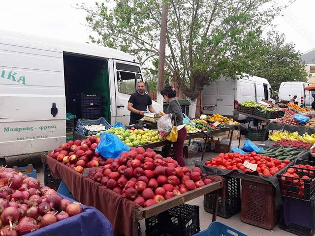 ΣΗΜΕΡΑ ΔΕΥΤΕΡΑ: Μια βόλτα στην Λαϊκή Αγορά της ΒΟΝΙΤΣΑΣ (ΦΩΤΟ: Στέλλα Λιάπη) - Φωτογραφία 27