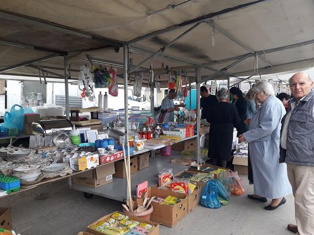 ΣΗΜΕΡΑ ΔΕΥΤΕΡΑ: Μια βόλτα στην Λαϊκή Αγορά της ΒΟΝΙΤΣΑΣ (ΦΩΤΟ: Στέλλα Λιάπη) - Φωτογραφία 28